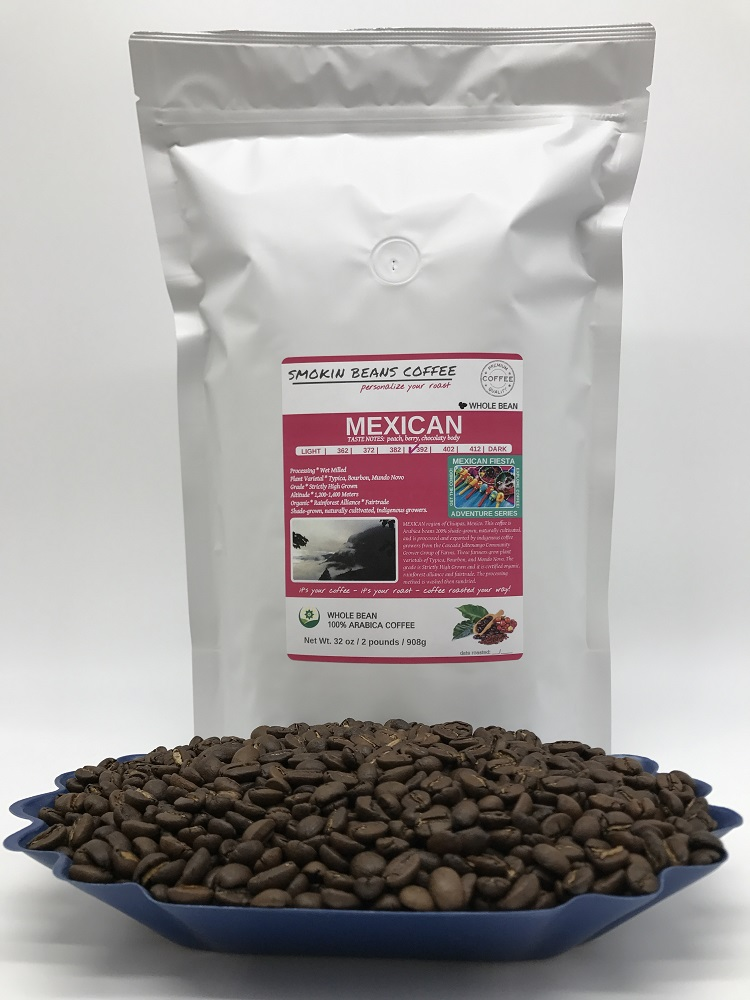 Mexican Coffee Gourmet Artisan Roasted To Order Coffee